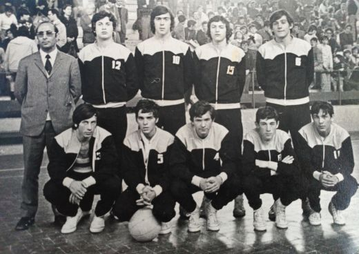 Salesianos Cadete 1974 Sector Ourense web
